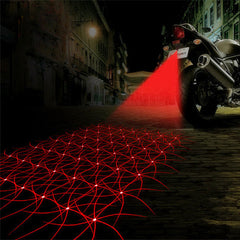 Anti-collision car rear  fog brake automated parking LED Laser lights - BoardwalkBuy - 10