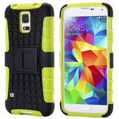 Hybrid Armor Case for Samsung S5 I9600 - BoardwalkBuy - 3