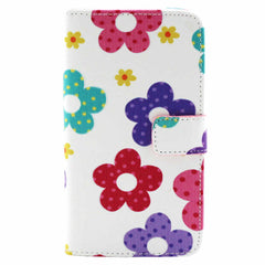 Flower Leather Wallet Case for LG G3 - BoardwalkBuy - 3