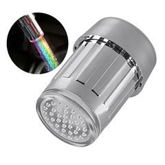 7 Color Led Water Faucet