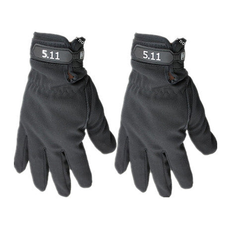 Bicycle Breathable Men's Full Finger Gloves - BoardwalkBuy