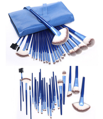Ocean Blue 24 Piece Brush Set - BoardwalkBuy - 4