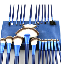Ocean Blue 24 Piece Brush Set - BoardwalkBuy - 6