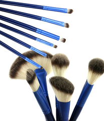 Ocean Blue 24 Piece Brush Set - BoardwalkBuy - 7