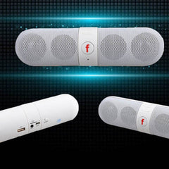 Capsule Pills Bluetooth Speaker - BoardwalkBuy - 7