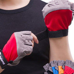 Breathable Slip Fitness Gloves - BoardwalkBuy - 1