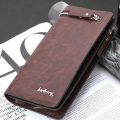 Business Men Long Wallet - BoardwalkBuy - 3