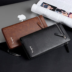 Business Men Long Wallet - BoardwalkBuy - 4