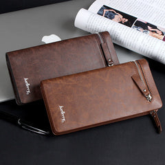 Business Men Long Wallet - BoardwalkBuy - 5