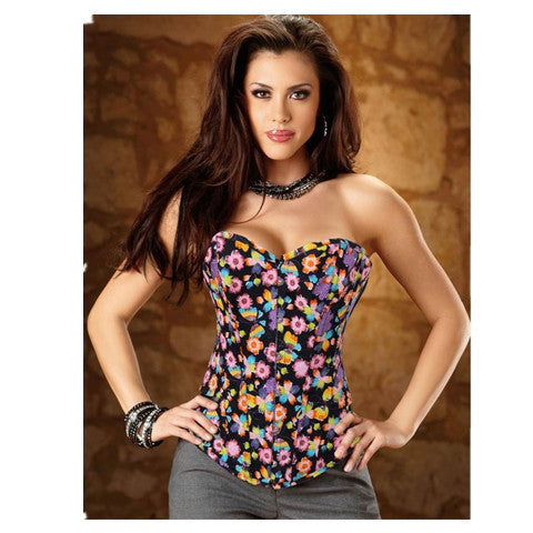 Butterfly Floral Waist Trainer
