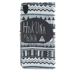 Painted Leather Case for Sony Xperia Z3 - BoardwalkBuy - 4