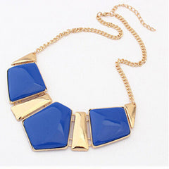 Candy Color Collar Necklace - BoardwalkBuy - 3