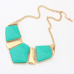 Candy Color Collar Necklace - BoardwalkBuy - 5