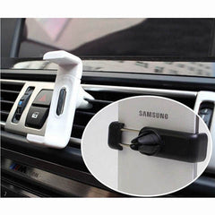 Car outlet navigation mobile phone holder bracket - BoardwalkBuy - 4