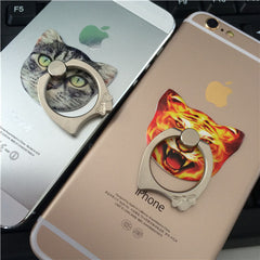 Cartoon Cat Ring Mobile Phone Holder - BoardwalkBuy - 9