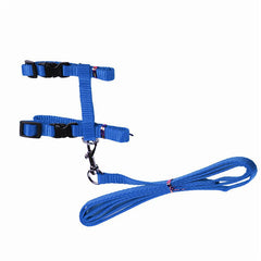 Cat Adjustable Harness And Leash - BoardwalkBuy - 3