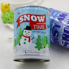 Christmas Man-made Snow Bottle - BoardwalkBuy - 4