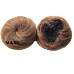 Clip In Man Bun - BoardwalkBuy - 5