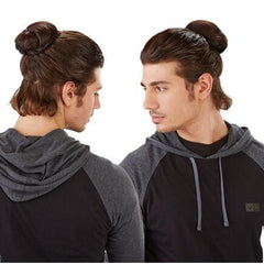 Clip In Man Bun - BoardwalkBuy - 2