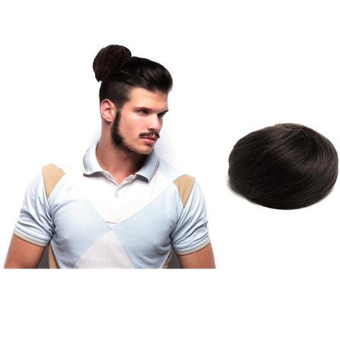 Clip In Man Bun