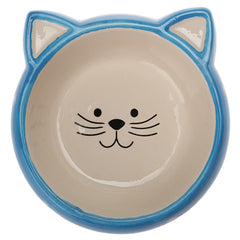 Cat  Ceramic  Feeding Bowl