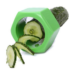 Creative Cucumber Slicer - BoardwalkBuy - 2