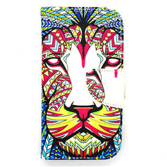 Side Flip Leather Case for Samsung S4 - BoardwalkBuy - 1