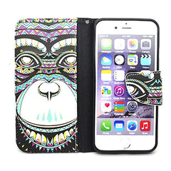 "Wallet Leather Case for iPhone 6 4.7"" - BoardwalkBuy - 4"