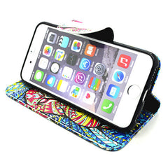 "Stand Leather Case for iPhone 6 4.7"" - BoardwalkBuy - 3"