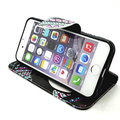 "Leather Wallet Case for iPhone 4.7"" - BoardwalkBuy - 3"