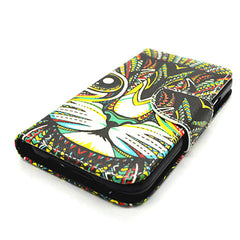 Leather Wallet Case for Samsung Galaxy S5 - BoardwalkBuy - 2
