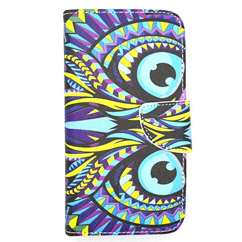 Owl Stand Leather Case for LG G3 - BoardwalkBuy - 1