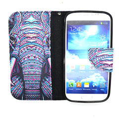 Elephant Leather Case for Samsung Galaxy S4 - BoardwalkBuy - 4