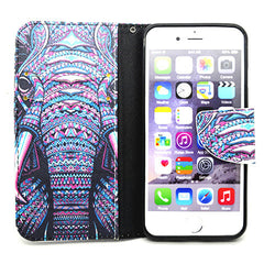 Elephant Leather Case for iPhone 6 - BoardwalkBuy - 4