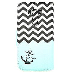 Side Flip Leather Case for LG G3 - BoardwalkBuy - 2