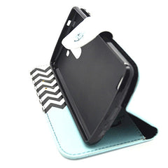 Side Flip Leather Case for LG G3 - BoardwalkBuy - 3