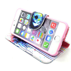 "Card Slots Leather Case for iPhone 4.7"" - BoardwalkBuy - 3"
