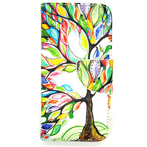 Tree Leather Case for iPhone 6 4.7 - BoardwalkBuy - 1