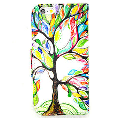 Tree Leather Case for iPhone 6 4.7 - BoardwalkBuy - 2