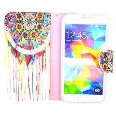 Leather Stand Case for Samsung Galaxy S5 - BoardwalkBuy - 4