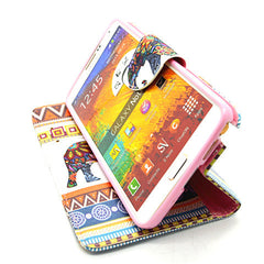 Cartoon Stand Case for Samsung Galaxy Note 4 - BoardwalkBuy - 3