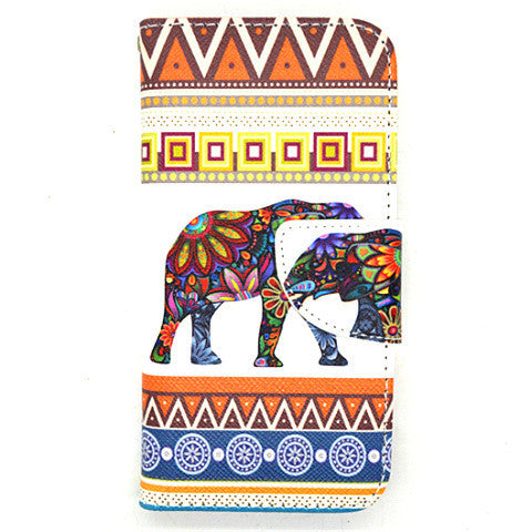 Cartoon Leather Case for iPhone 6 - BoardwalkBuy - 1