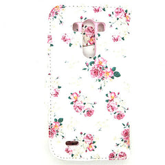 Floral Blossom Leather Case for LG G3 - BoardwalkBuy - 2