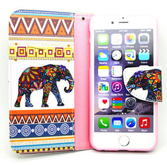 Cartoon Leather Case for iPhone 6 - BoardwalkBuy - 4