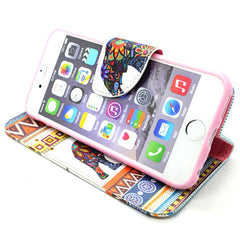 Cartoon Leather Case for iPhone 6 - BoardwalkBuy - 3