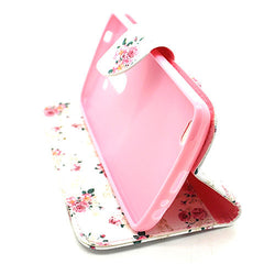 Floral Blossom Leather Case for LG G3 - BoardwalkBuy - 3