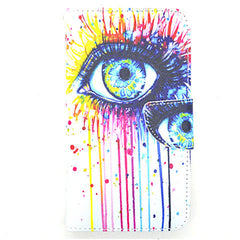 Stand Leather Case for Samsung Galaxy Note 4 - BoardwalkBuy - 1