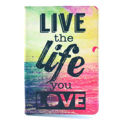 Life Leather Case for iPad Air - BoardwalkBuy - 1