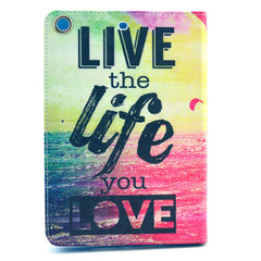 Life Leather Case for iPad Air - BoardwalkBuy - 4