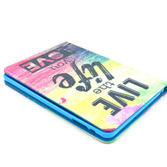 Life Leather Case for iPad Air - BoardwalkBuy - 3